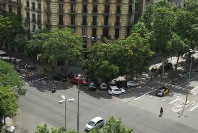 Коммерческое помещение в очень хорошем районе Барселоны